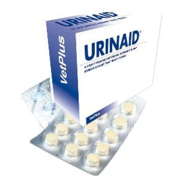Urinaid Canine Urinary Supplement Tablets for Dog