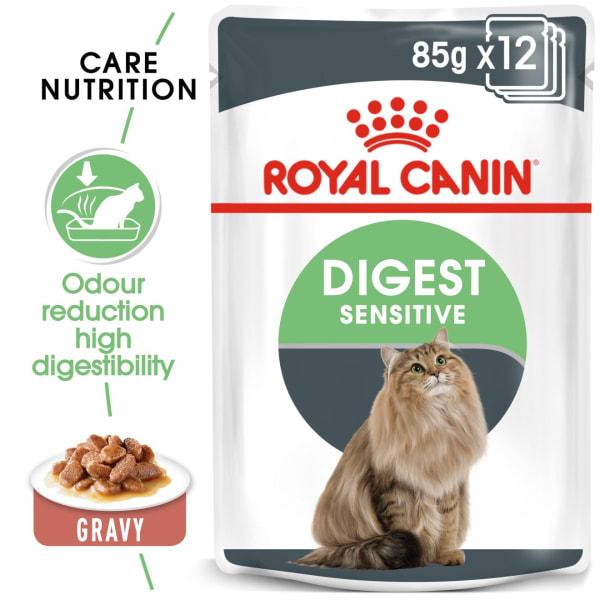Royal Canin Digest Sensitive Adult Cat Wet Food
