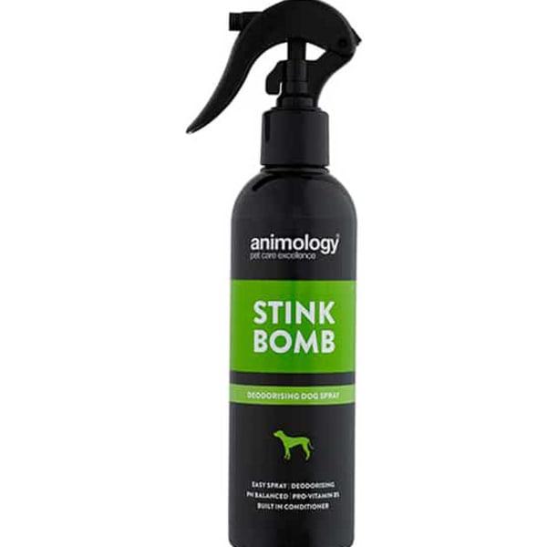 Animology Stink Bomb Refreshing Dog Spray