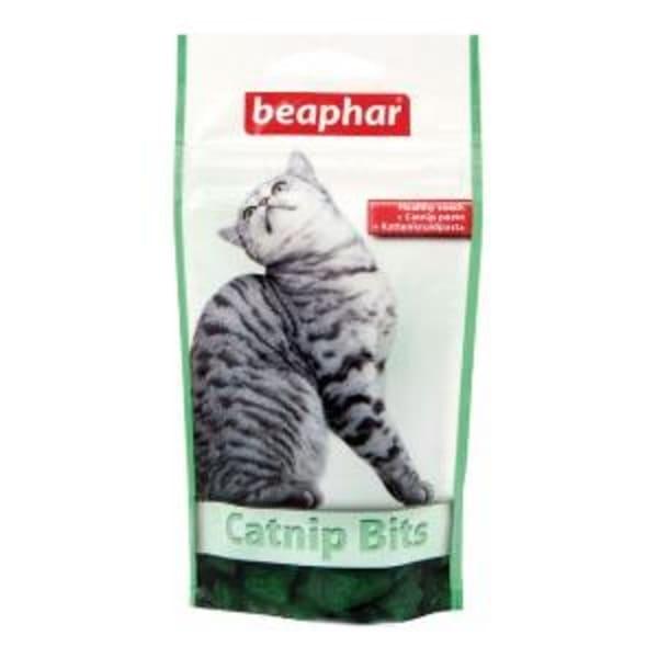 Beaphar Adult Catnip Bits Cat Treats