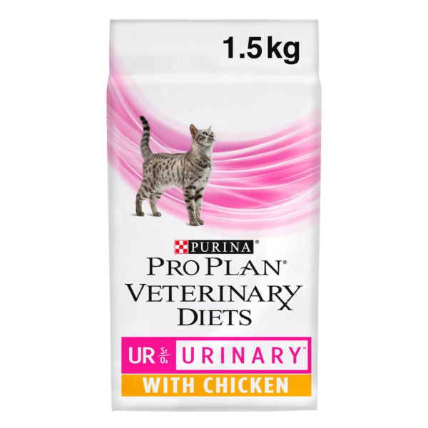 Purina Pro Plan Veterinary Diets UR St/Ox Urinary Adult Cat Dry Food - Chicken