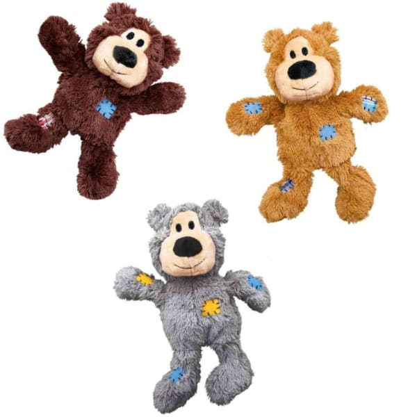 Kong Wild Knots Assorted Bear Dog Toy