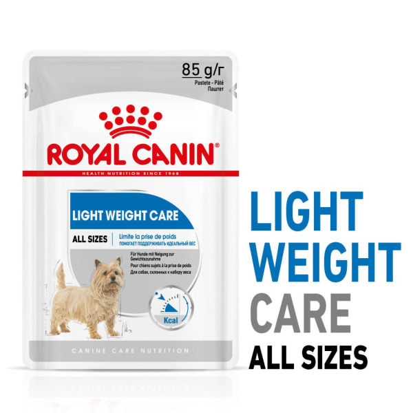 Royal Canin Light Weight Care Adult Wet Dog Food