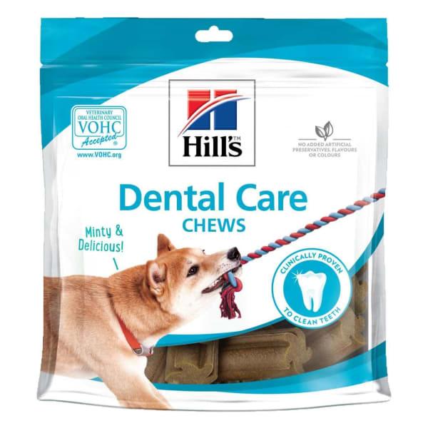 Hill's Dental Care Chews Adult Dog Treats