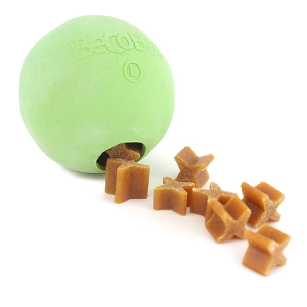 Beco Pets Treat and Chew Ball Dog Toy