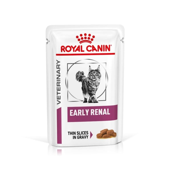 Royal Canin Veterinary Diet Early Renal Adult Wet Cat Food