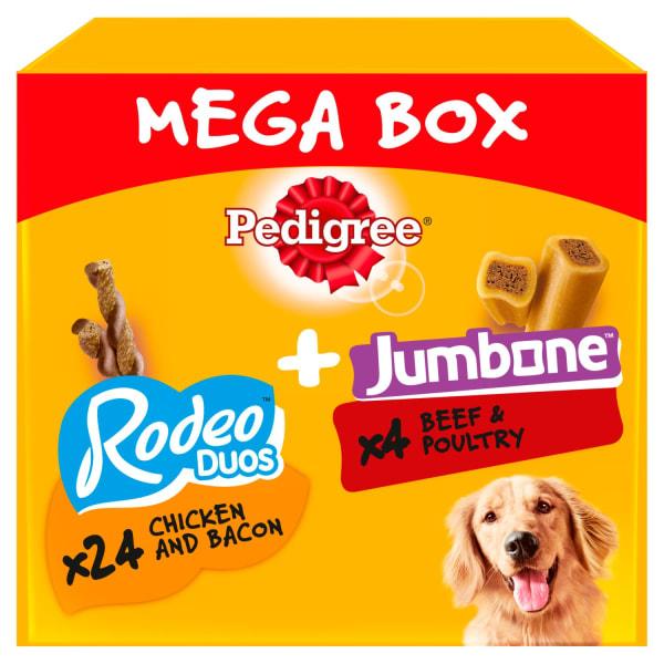 Pedigree Rodeo Duos & Jumbones Medium Adult Dog Treats
