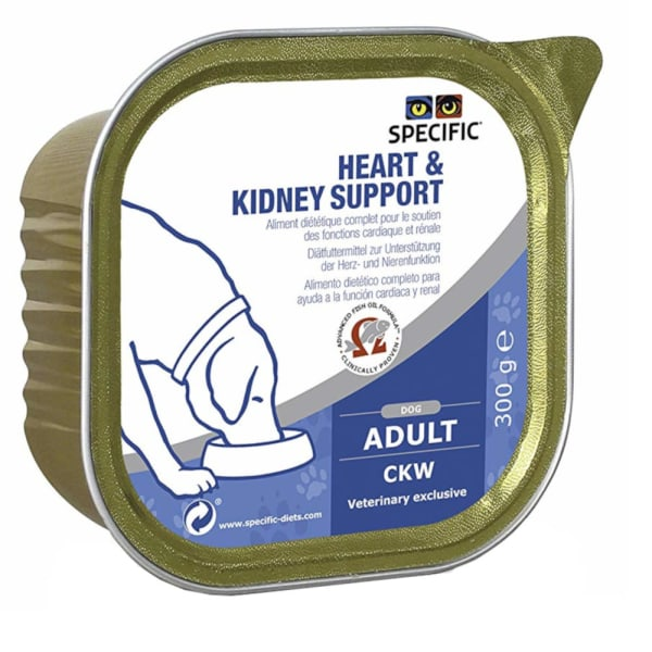 Specific Heart & Kidney Support Adult Wet Dog Food