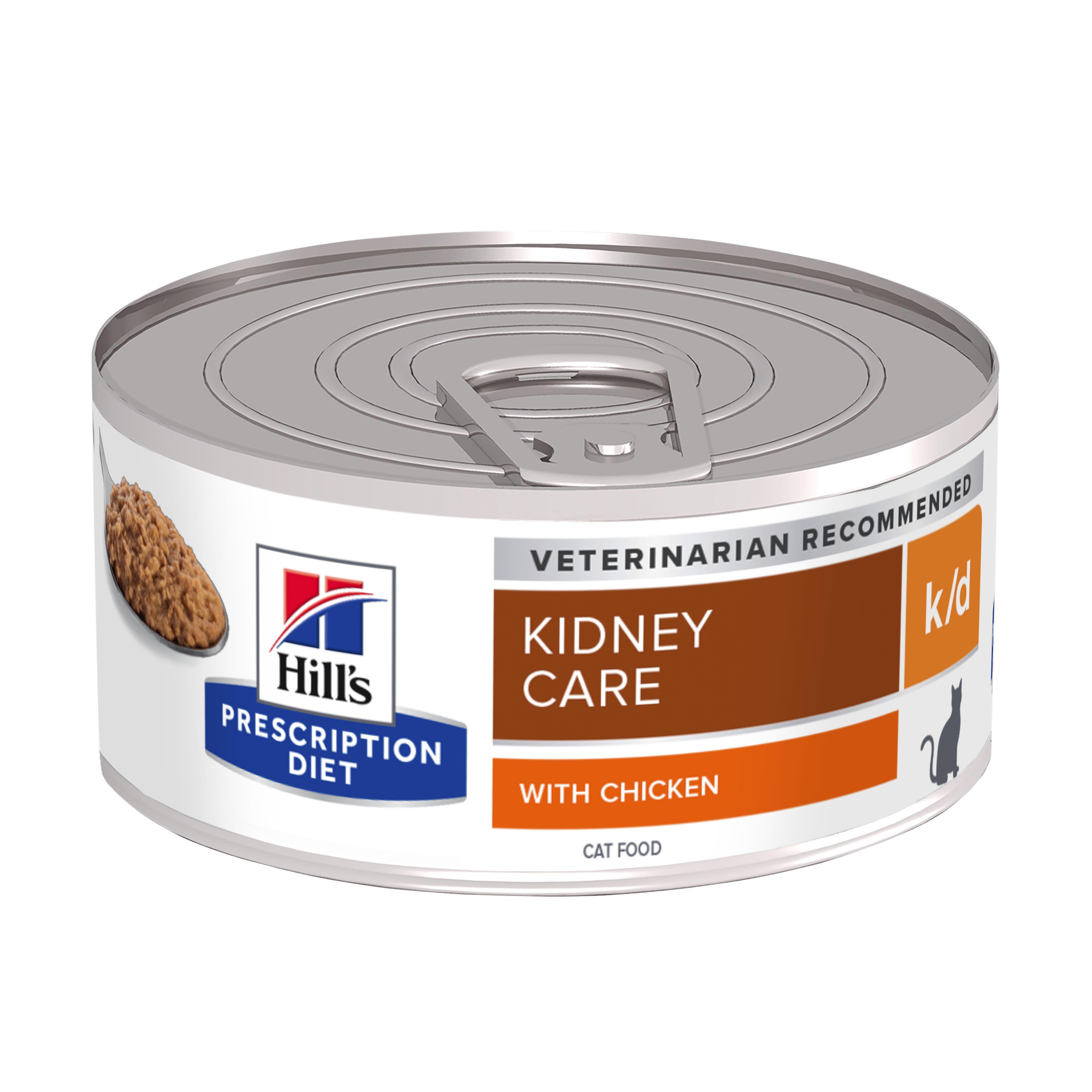 Hills Prescription Diet K D Feline Cat Food