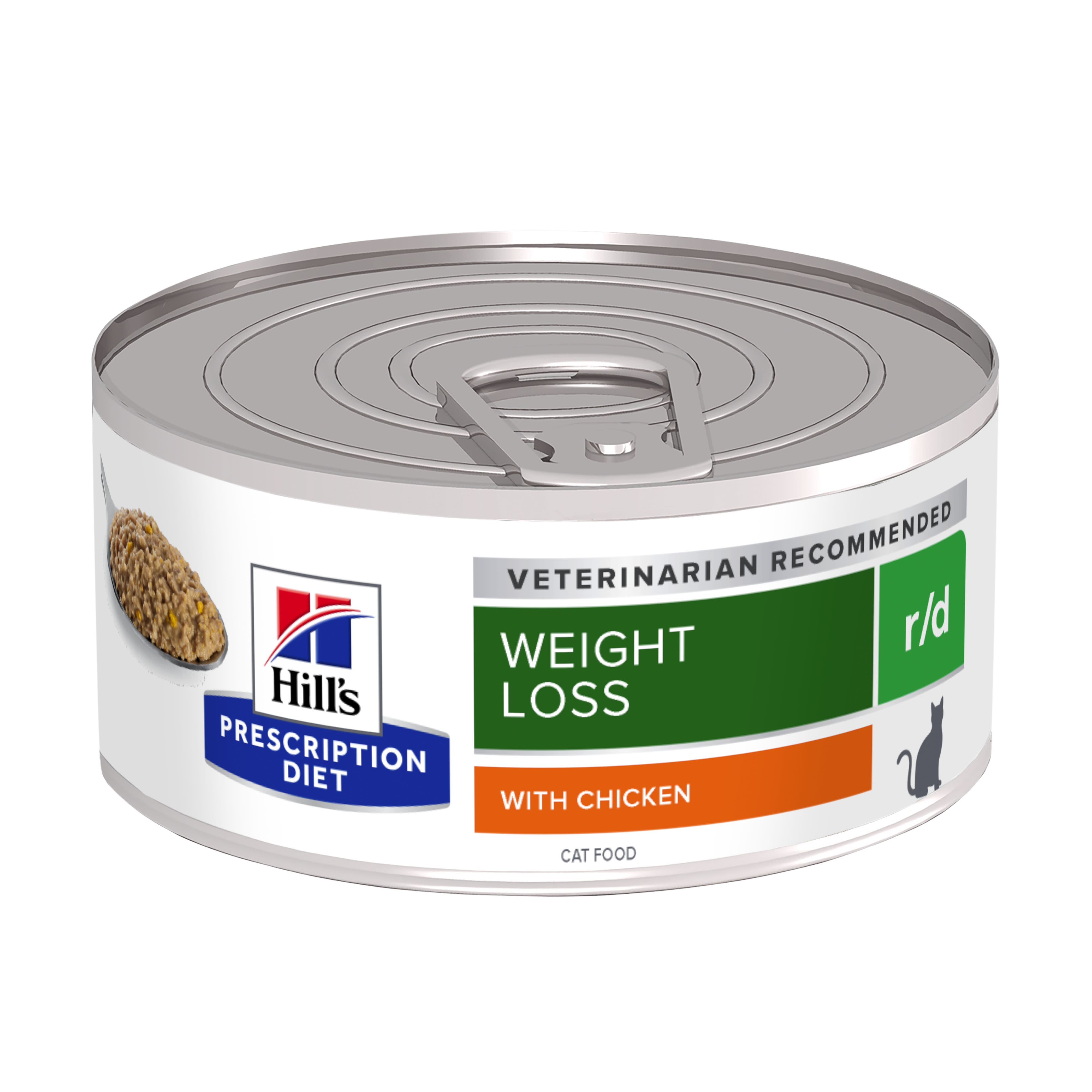 hills science diet weight loss cat