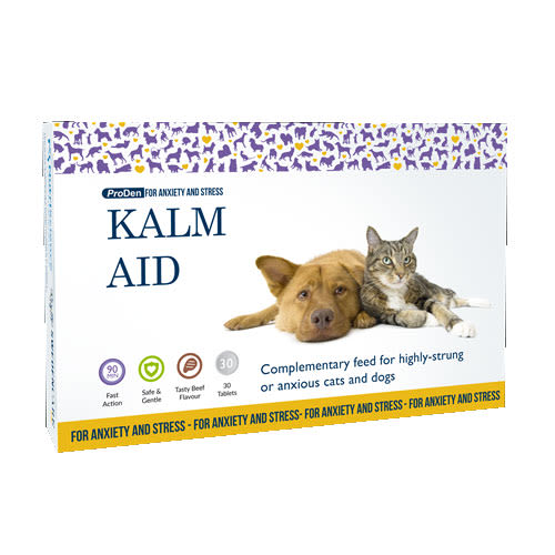 Cat Calming, Stress Relief & Anxiety Medication | Tablets