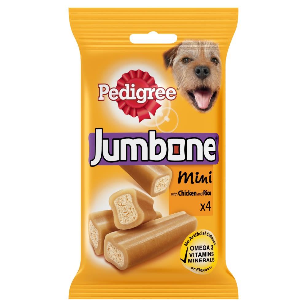 Pedigree Jumbone Chicken Mini