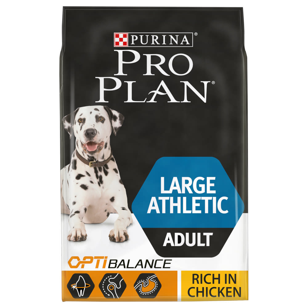 Purina Pro Plan Large Adult Dog Athletic Chicken - 14kg