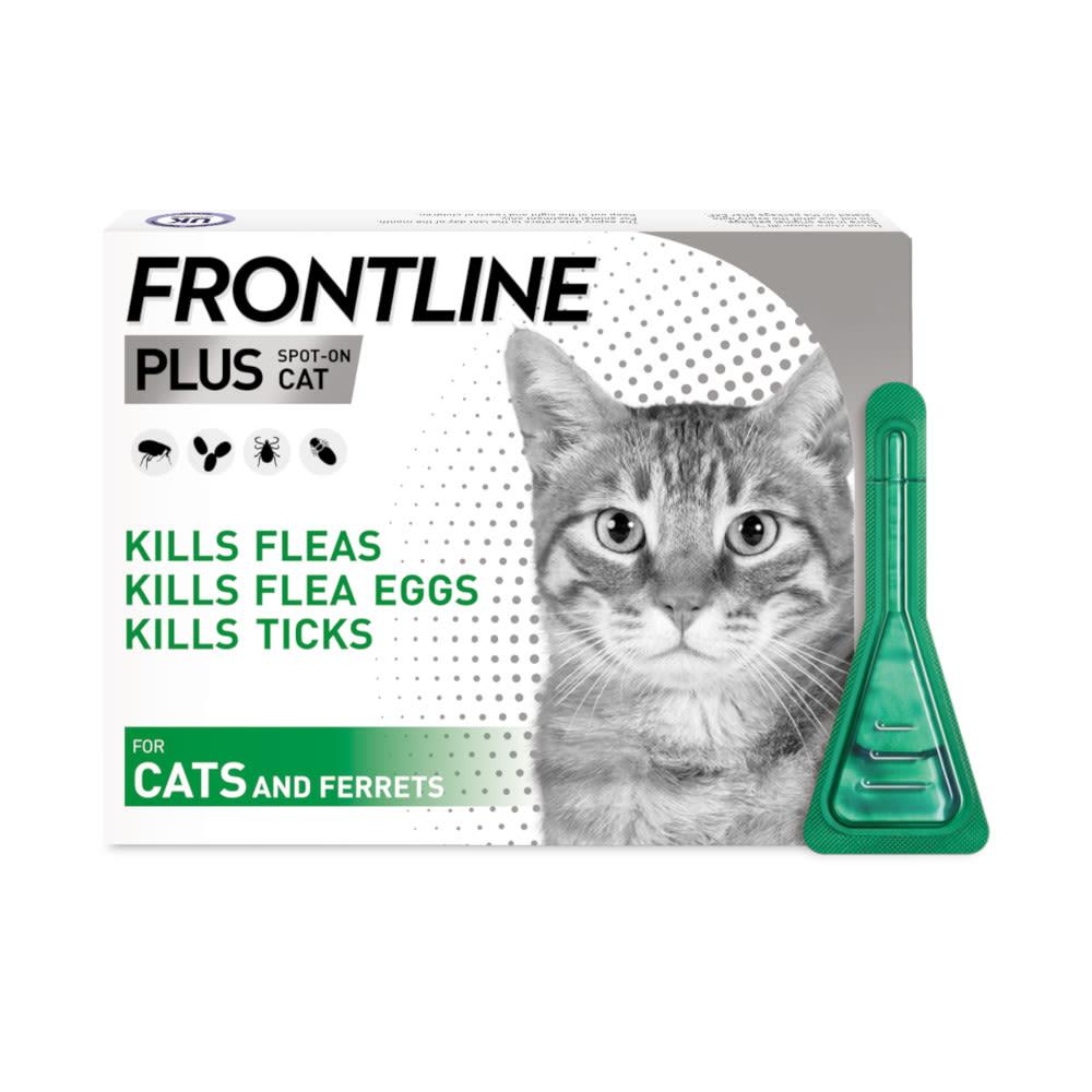 Frontline Plus Spot-On Cat
