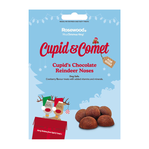 Reindeer Nose Treats For Dogs